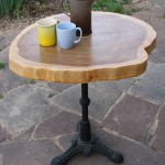 Red Elm Bistro Table $450