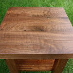 Walnut Butcher Block Island $1400