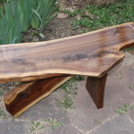 Walnut Coffee Table $950