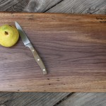 Walnut Cutting Boards $50